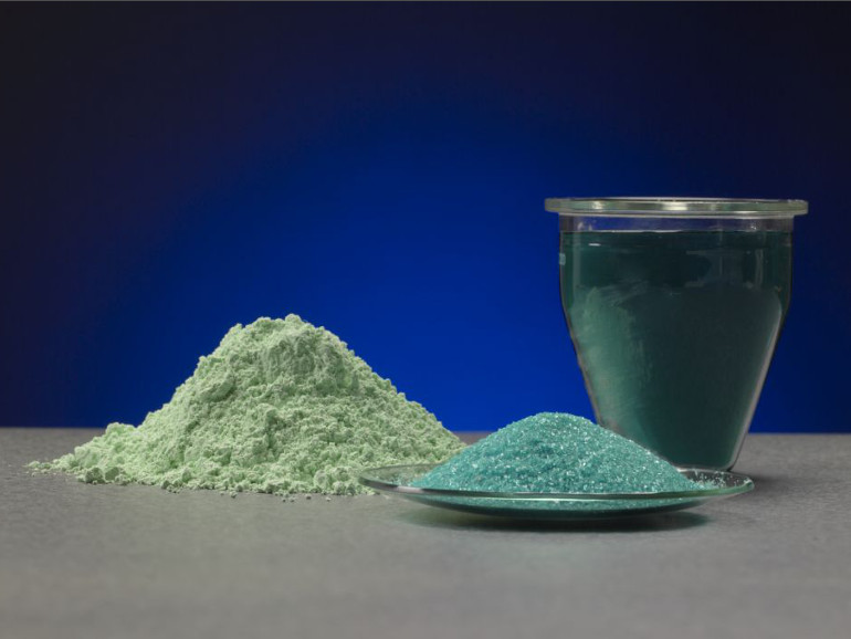Green Chrome Oxide powder